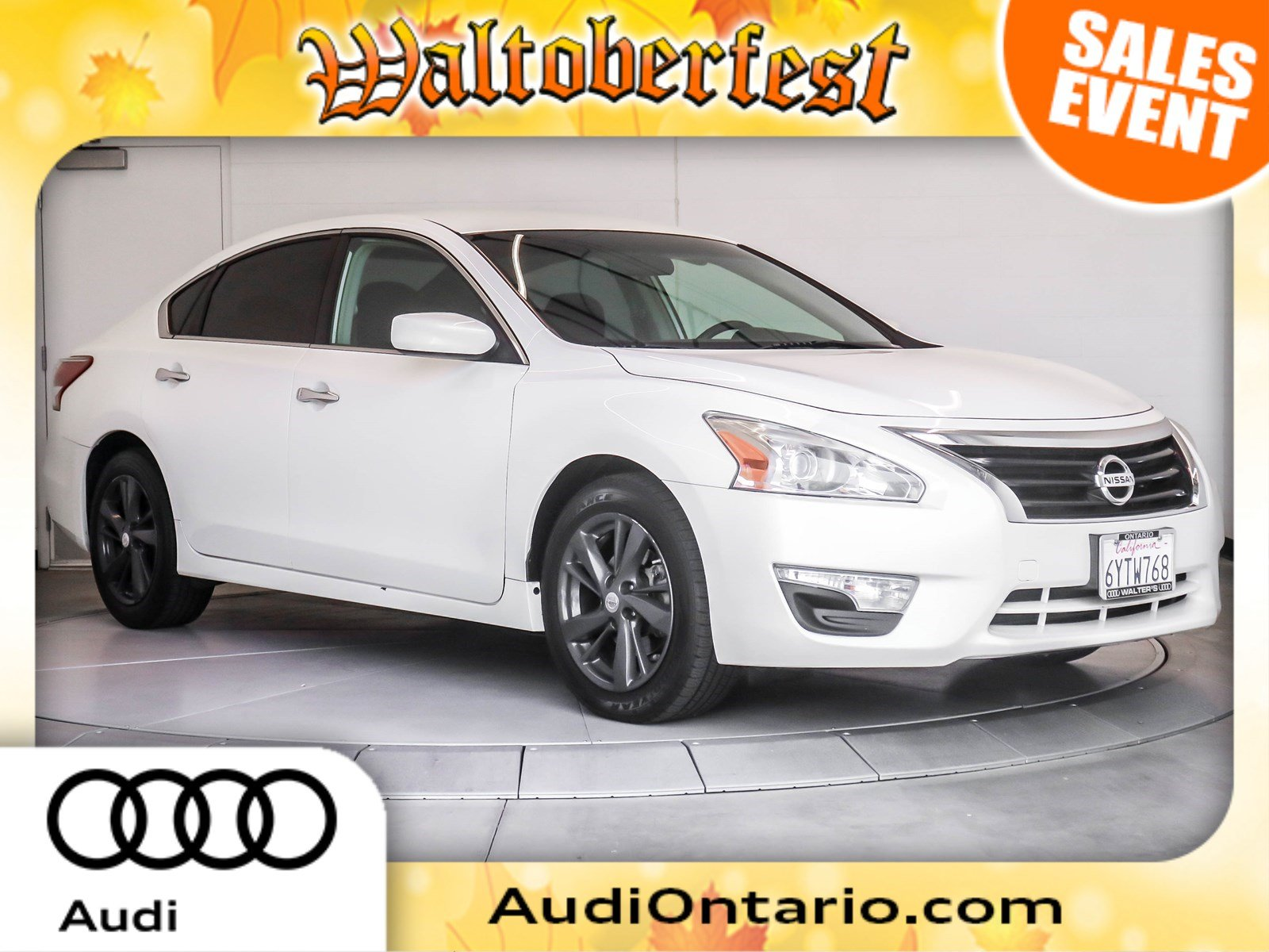 pre owned 2013 nissan altima 2 5 sv sedan in riverside 1822k1