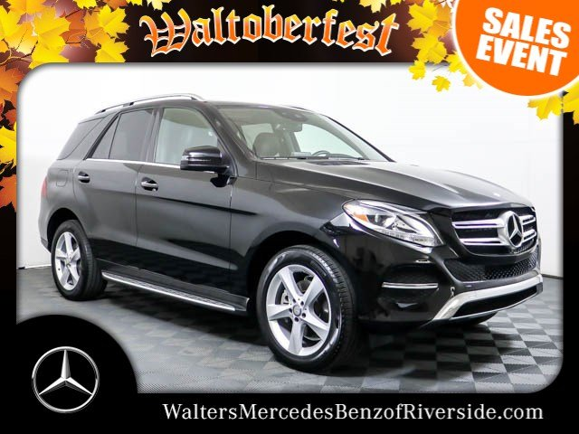 Pre Owned 2016 Mercedes Benz GLE 350