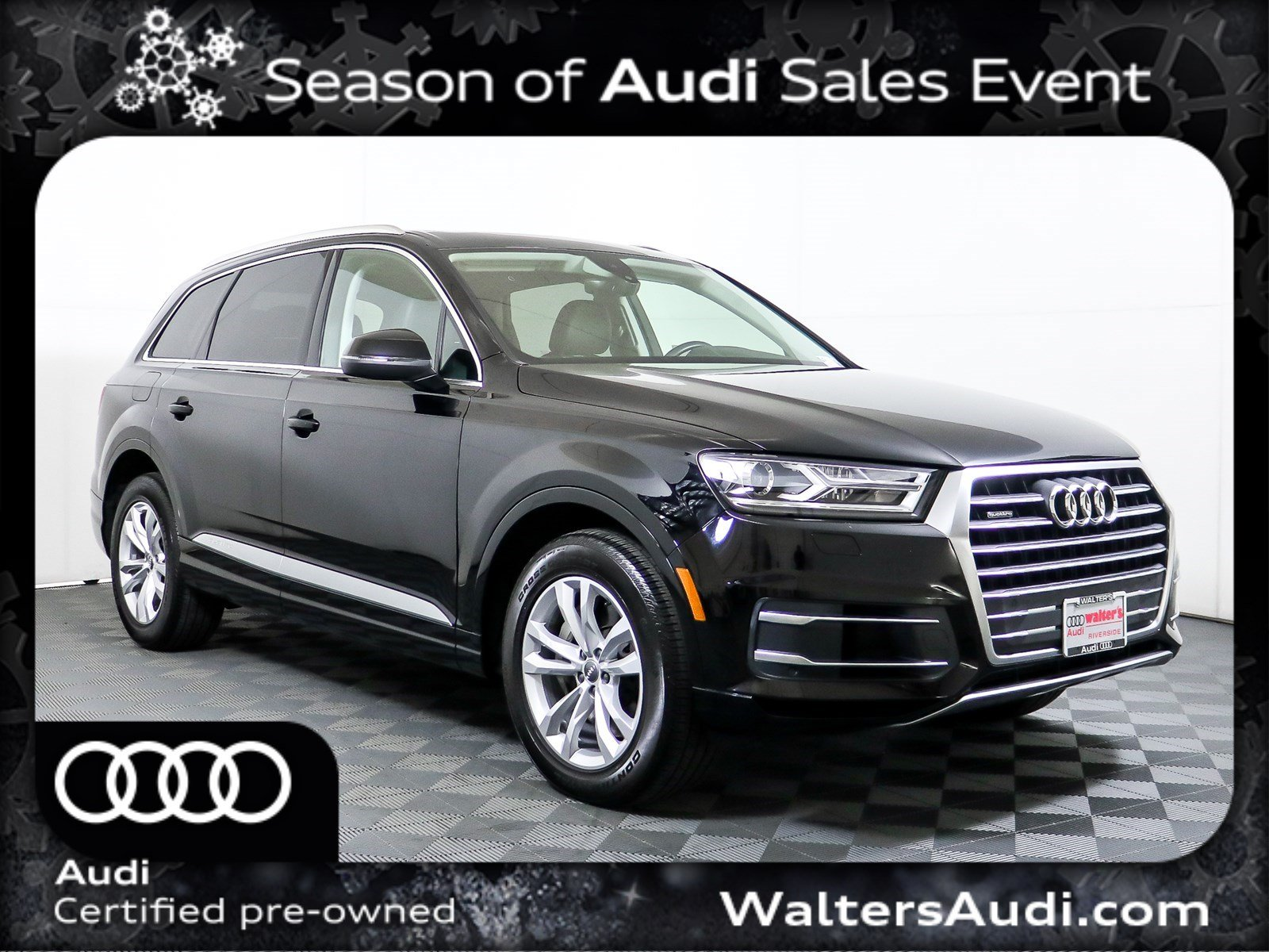 Pre-Owned 2018 Audi Q7 Premium Plus