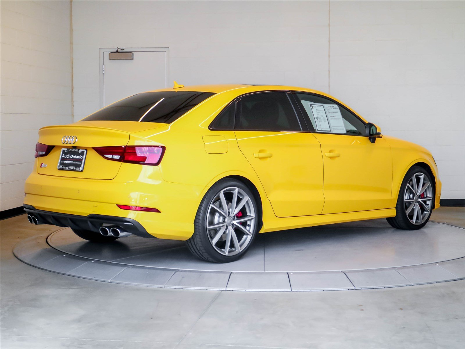 pre owned 2017 audi s3 premium plus sedan in riverside 1943k1
