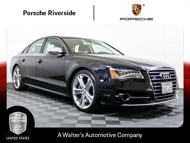 PreOwned Audi S Sedan In Riverside UP Porsche Riverside - Pre owned audi