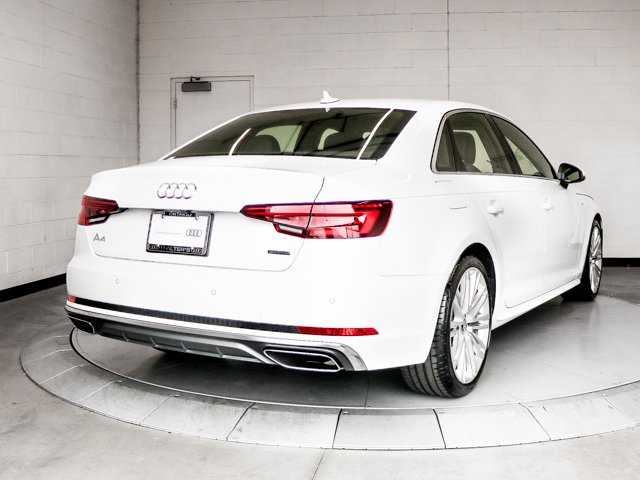 Pre-Owned 2019 Audi A4 Premium Plus