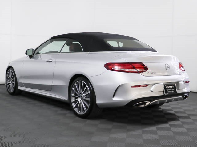 Pre-Owned 2017 Mercedes-Benz C-Class C 300 Cabriolet