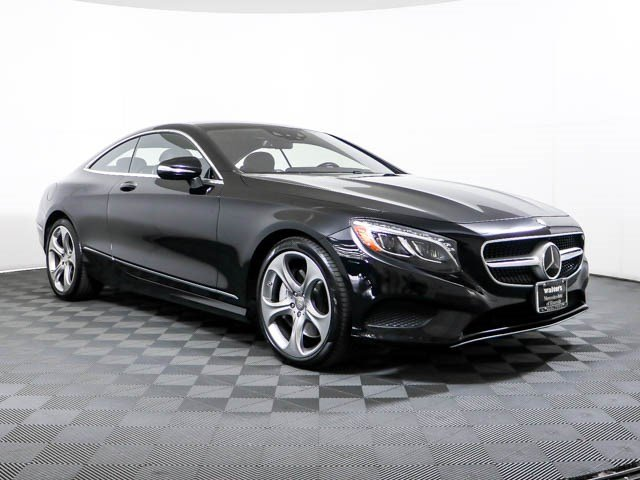 Pre-Owned 2016 Mercedes-Benz S-Class S 550 4MATIC® Coupe
