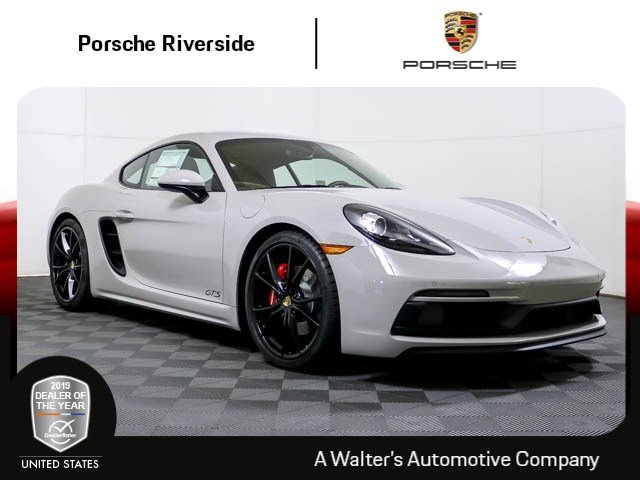 new 2019 porsche 718 cayman gts coupe in riverside #10760p | porsche