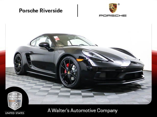 2019 Porsche 718 Cayman GTS lease special.