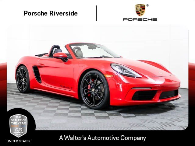 2017 Porsche 718 Boxster S(Previous Demo)