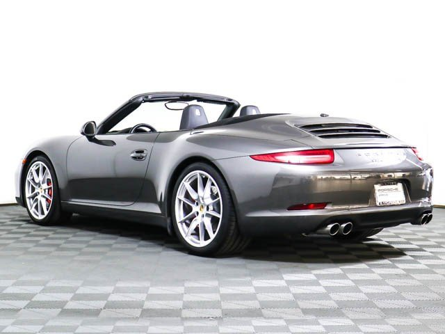 Certified Pre-Owned 2016 Porsche 911 Carrera S Cabriolet