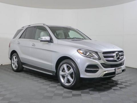 Pre-Owned 2016 Mercedes-Benz GLE 350 GLE 350