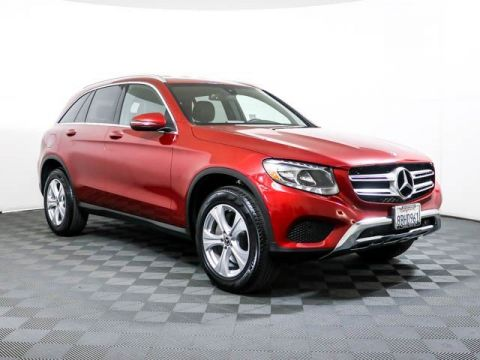 Pre-Owned 2018 Mercedes-Benz GLC 300 GLC 300