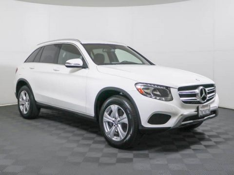 Pre-Owned 2017 Mercedes-Benz GLC 300 GLC 300
