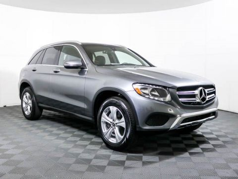 Pre-Owned 2018 Mercedes-Benz GLC 300 4MATIC®