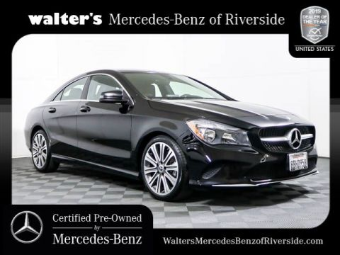 Pre-Owned 2018 Mercedes-Benz CLA 250 CLA 250