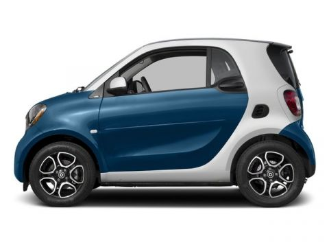 Pre-Owned 2016 smart fortwo Prime