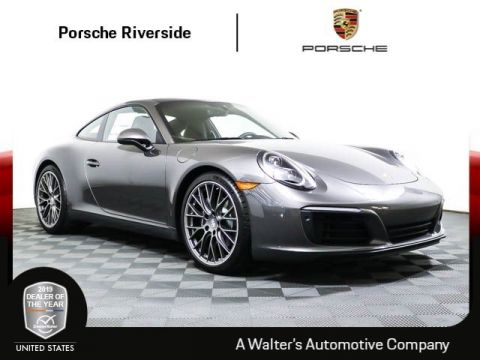 New 2019 Porsche 911 Carrera