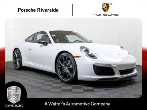 New Porsche 911 In Stock In Riverside Porsche Riverside