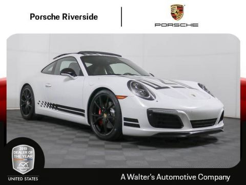 Certified Pre-Owned 2017 Porsche 911 Carrera S Coupe Endurance Racing Edition