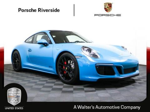 Certified Pre-Owned 2019 Porsche 911 Carrera GTS
